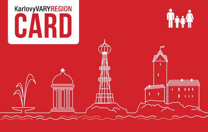 Objevujte snadněji | Karlovy Vary Region Card