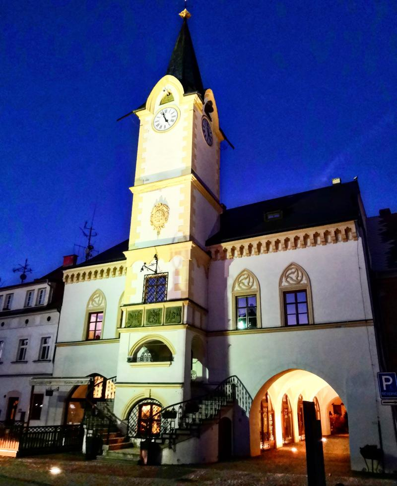 Old Town Hall Ostrov
